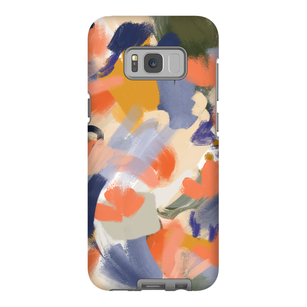 Abstract Paint Phone Case