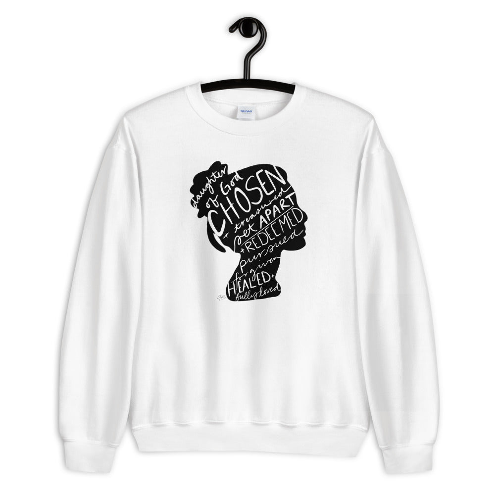 Chosen Sweatshirt - Aisha Branch Studio Shop