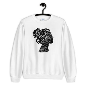 Open image in slideshow, Chosen Sweatshirt - Aisha Branch Studio Shop