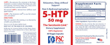 Load image into Gallery viewer, 5-Hydroxytryptophan (5-HTP)