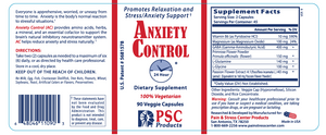 Anxiety Control 24®