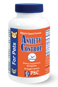 Anxiety Control 24® for Pets