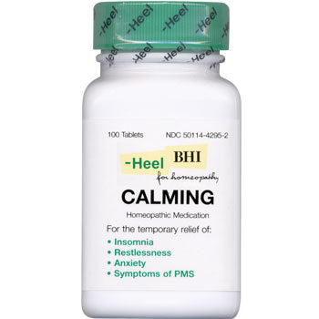 BHI Calming Homeopathic Remedy