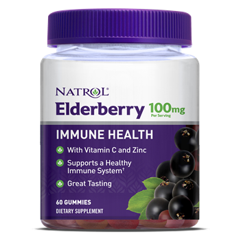 Elderberry Gummies