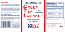 Load image into Gallery viewer, Green Tea Extract - Decaffeinated