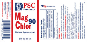 MagChlor 90™ Concentrate Liquid
