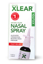 Load image into Gallery viewer, Xlear® Sinus Nasal Wash
