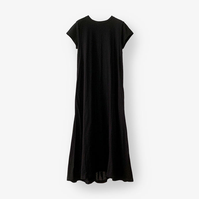Backdrape Dress (Black)