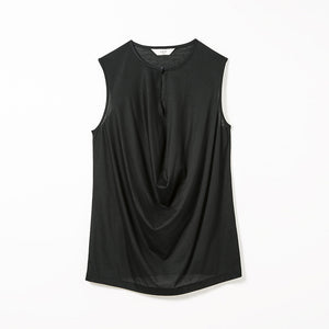 Cowl Neck Tops (Black)
