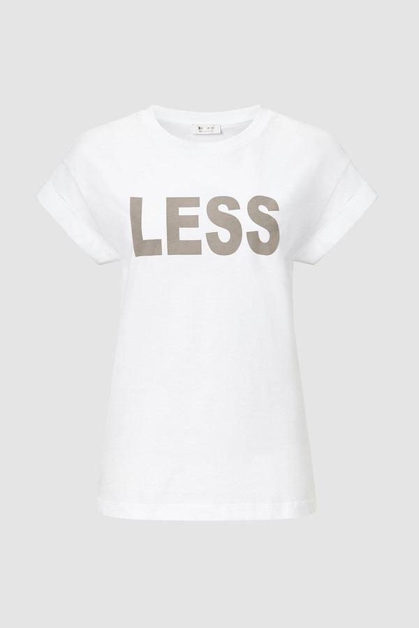 T-Shirt LESS IS MORE