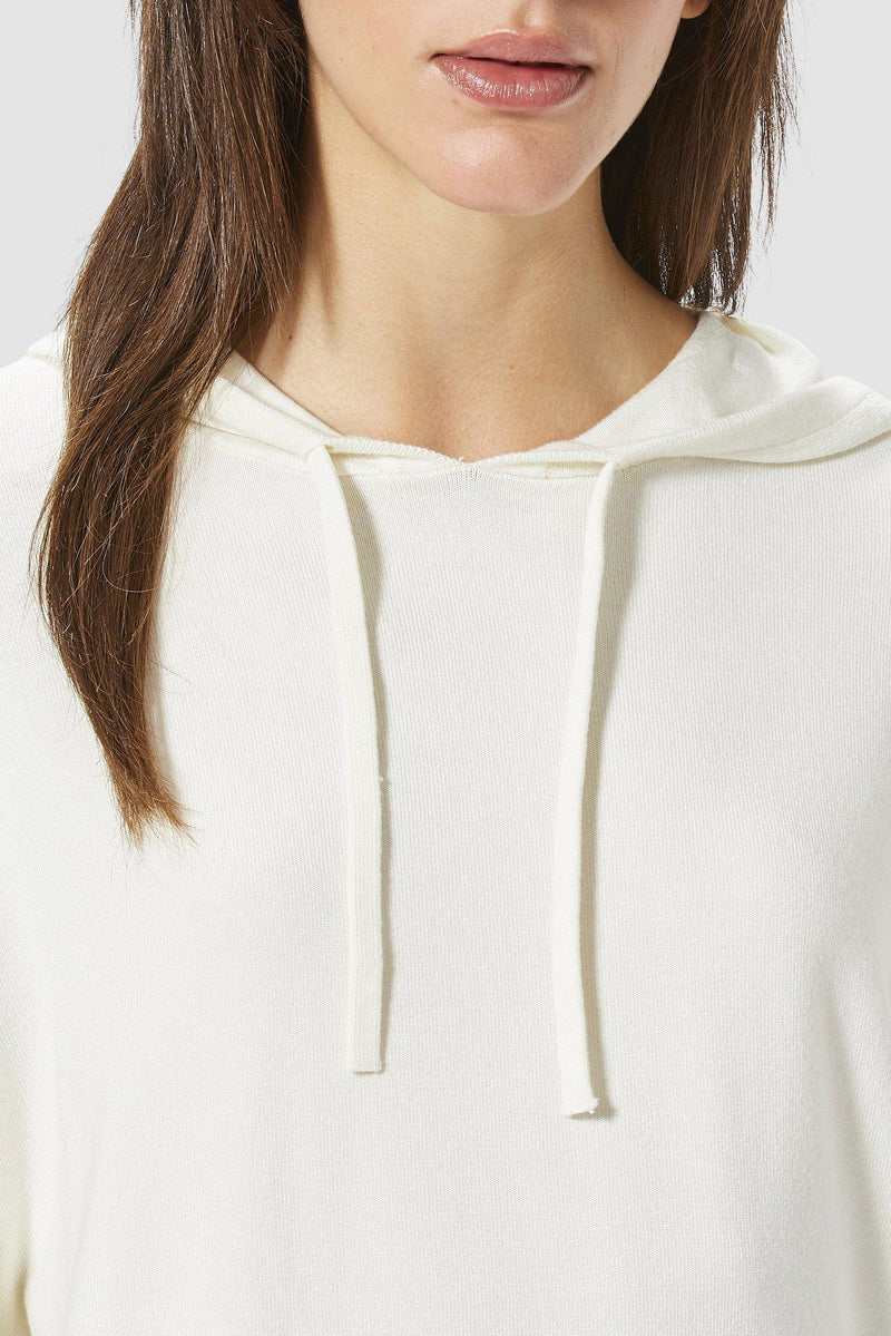 Rich & Royal - Hi-low Hoodie - Detailansicht