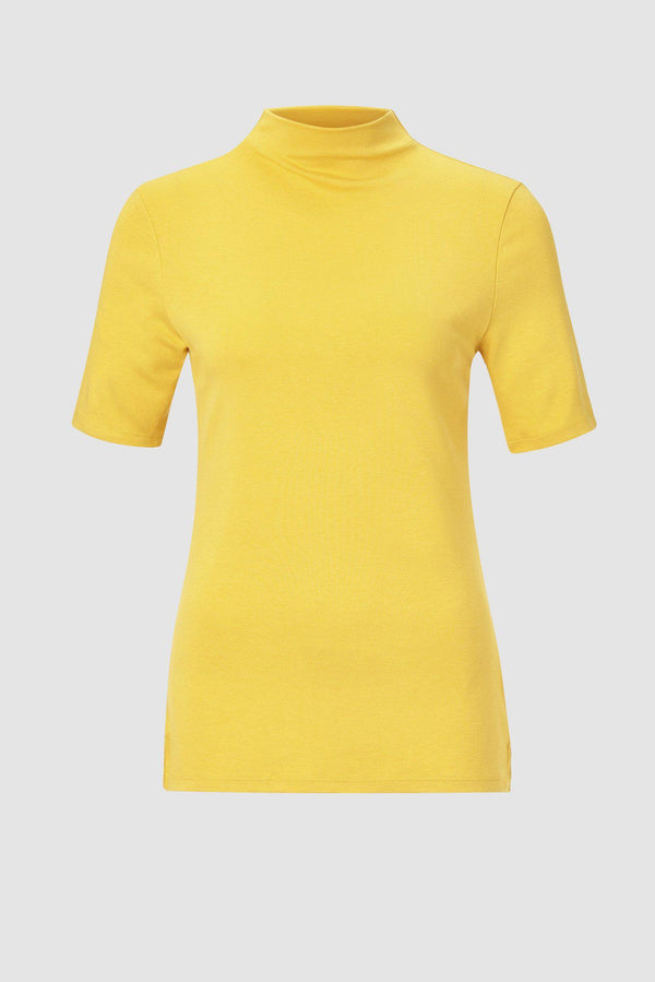 Rich & Royal - Funnel Neck - T-Shirt - Büste