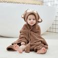 Alex + Nova Animal Kid Hooded Bath Towel - Alex + Nova