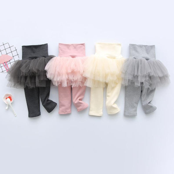 Alex + Nova Ava Tutu Skirt Leggings - Alex + Nova