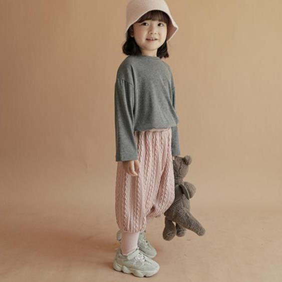 Alex + Nova Bailey Knitted Casual Pants - Alex + Nova