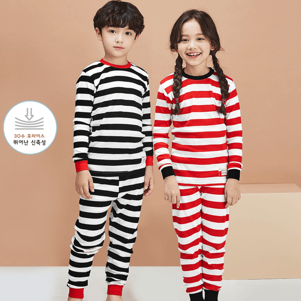 Alex + Nova Basic Stripes Organic Cotton Playset - Alex + Nova