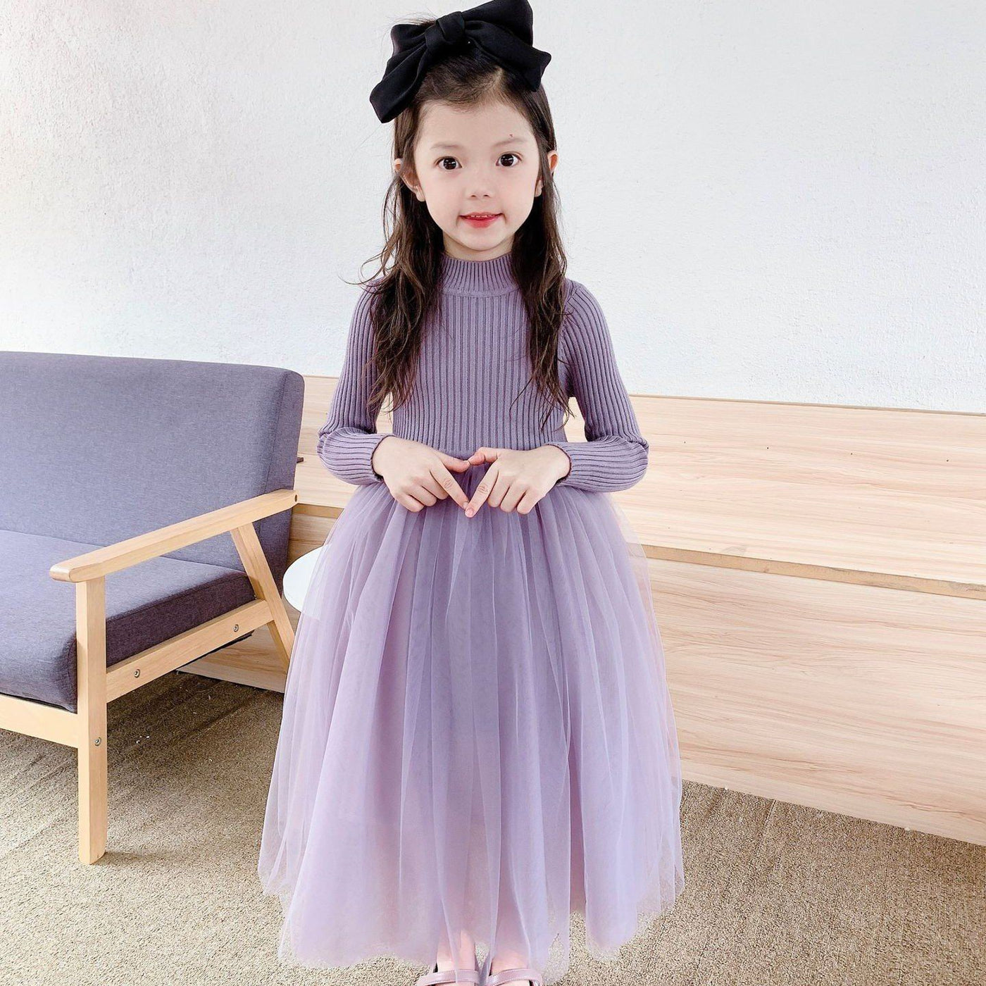 Alex + Nova Becca Maxi Tutu Dress - Alex + Nova