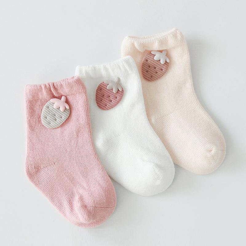 Alex + Nova Bobo Baby Socks [Set of 3] - Alex + Nova