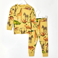 Alex + Nova Dino Zoo Organic Cotton Playset - Alex + Nova