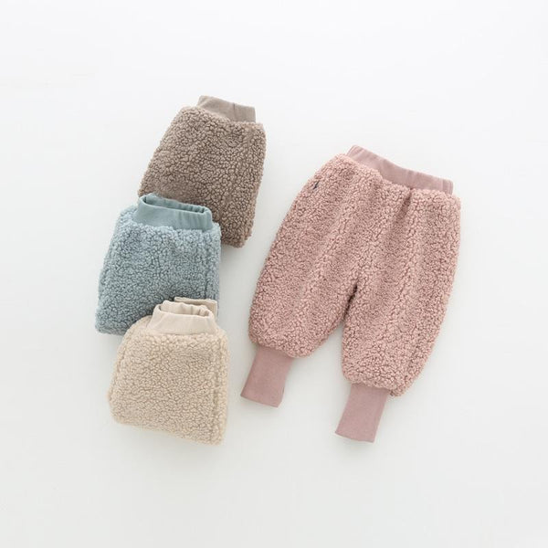 Alex + Nova Cece Plush Winter Pants - Alex + Nova