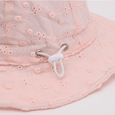 Alex + Nova Chloe Embroidered Floral Baby Bucket Hat - Alex + Nova