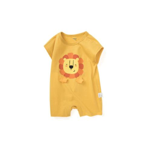 Alex + Nova Cosy Animals Romper - Alex + Nova