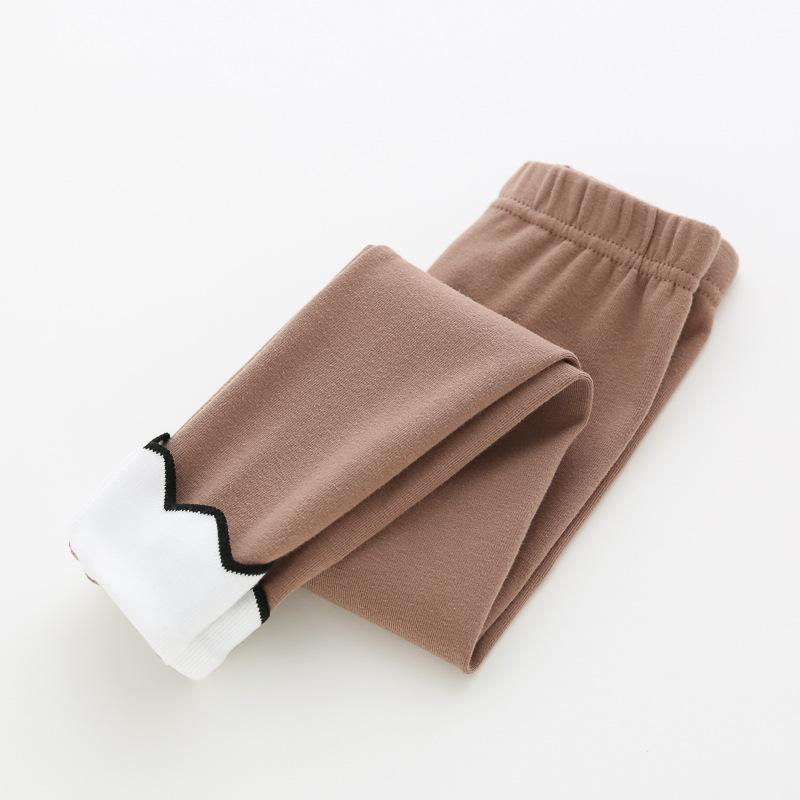 Alex + Nova Dana Two-Tone Leggings - Alex + Nova