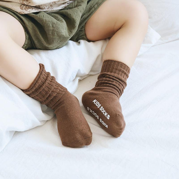 Alex + Nova Dodo Basic Ribbed Socks - Alex + Nova