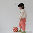 GUNO Le Pompon Flower Top - Alex + Nova