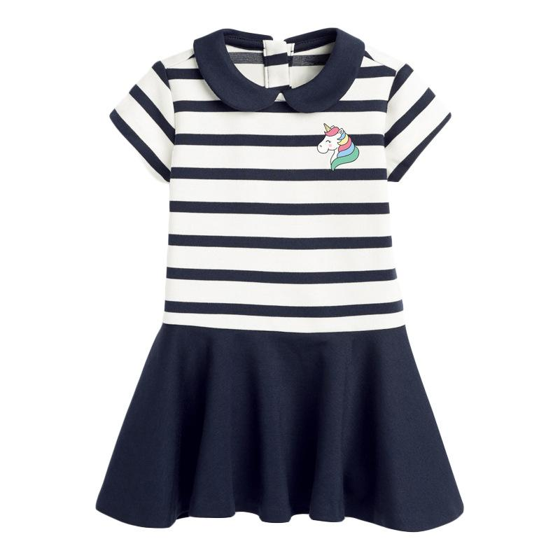 Alex + Nova Leona Unicorn Polo Dress - Alex + Nova