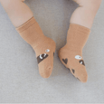Alex + Nova Tiny Monster Non-Slip Socks - Alex + Nova