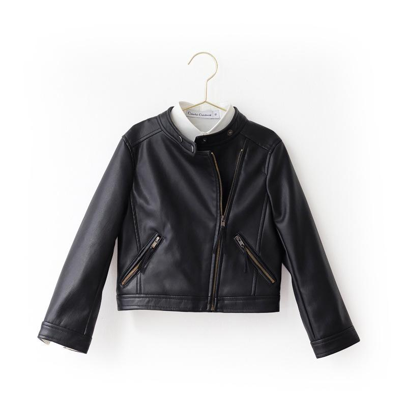 Alex + Nova Madison Motorcycle Leather Jacket - Alex + Nova
