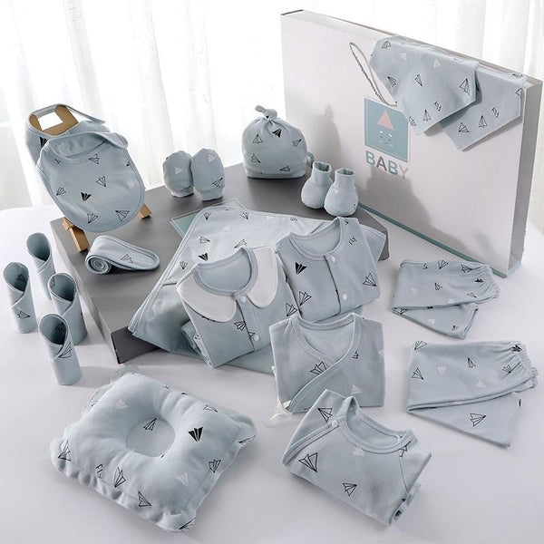 Alex + Nova Newborn Baby Cotton Gift Set - Alex + Nova