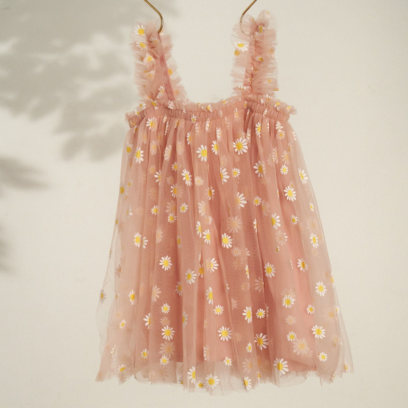Alex + Nova Nikki Daisy Tulle Dress - Alex + Nova