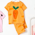 Alex + Nova Organic Cotton Veggie Fruits Playset - Alex + Nova