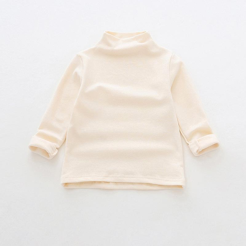 Alex + Nova Solid Colored Basic Turtleneck Top - Alex + Nova