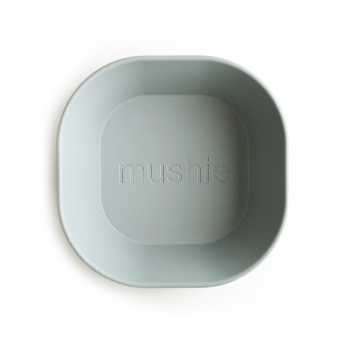Mushie Square Dinnerware Bowls [Set of 2] - Alex + Nova