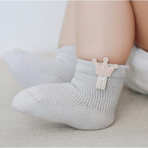 Alex + Nova Sylvie Summer Kids Socks [Set of 3] - Alex + Nova