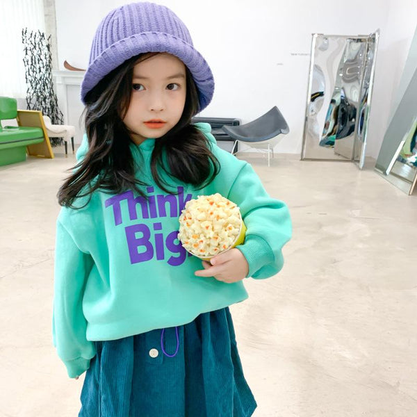 "Alex + Nova ""Think Big!""Hoodie - Alex + Nova"