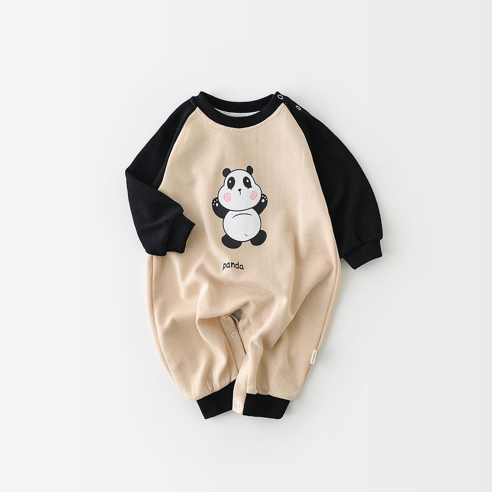 Alex + Nova Yoko Animals Romper - Alex + Nova