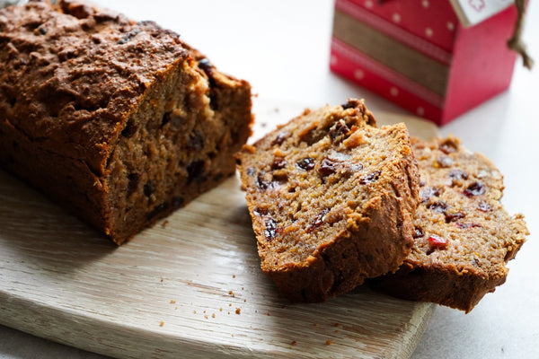 Easy Vegan Christmas Bread Recipe - Hanna Sillitoe