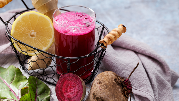Juicing For Skin Health