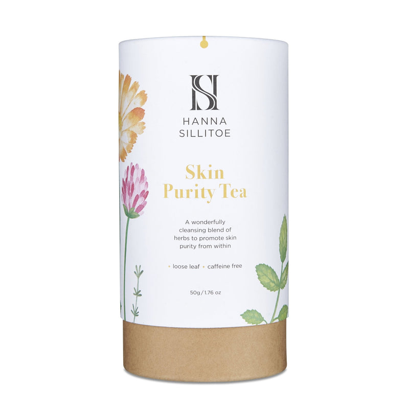 Skin Purity Tea - Hanna Sillitoe