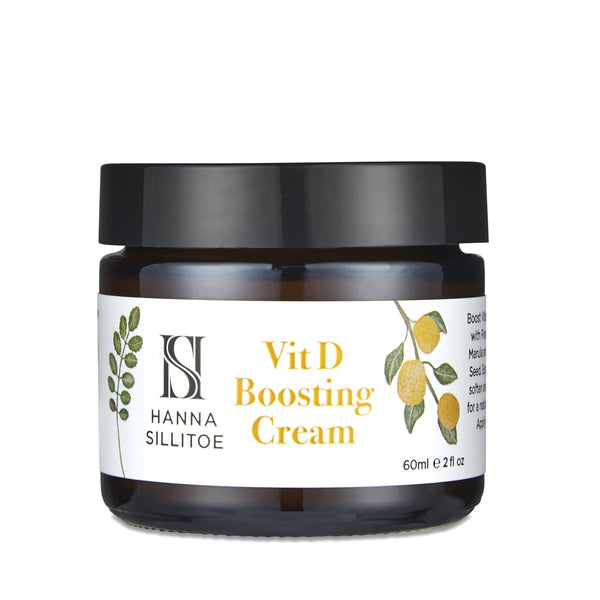 Vitamin D Face Cream - Hanna Sillitoe