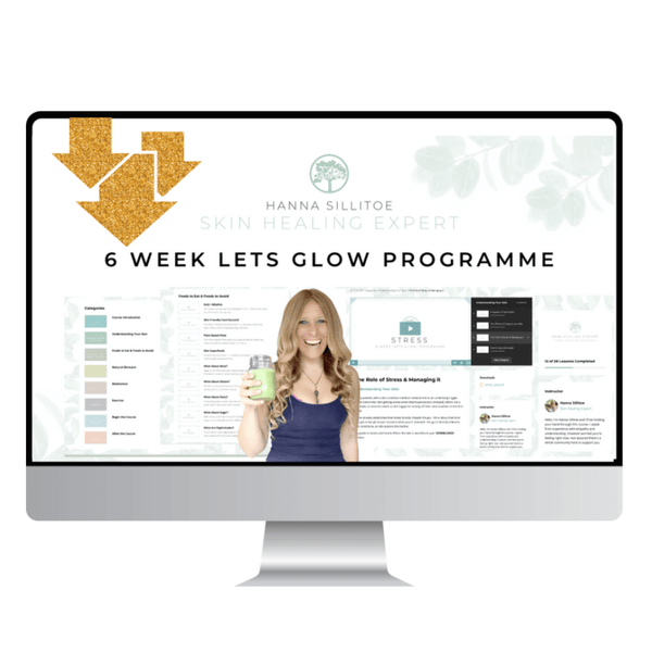 Let's Glow 6 Week Course - Hanna Sillitoe