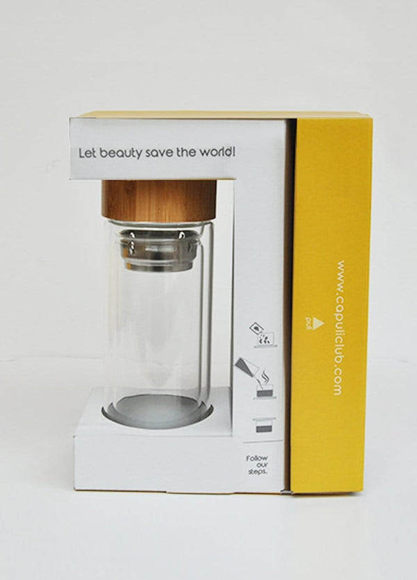 Capuli Infuser Bottle