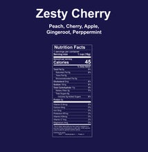 Load image into Gallery viewer, Zesty Cherry  (Edible Fruit Tea)
