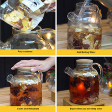 Load image into Gallery viewer, Mindful Lavender  (Edible Fruit Tea)