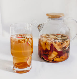 Zesty Cherry  (Edible Fruit Tea)