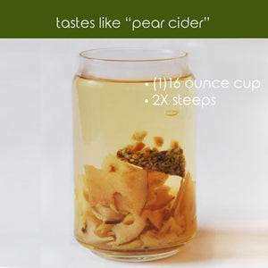 Peaceful pear Steeped